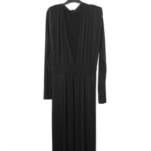 Fashion Nova Spree Maxi Dress Size 2x Black